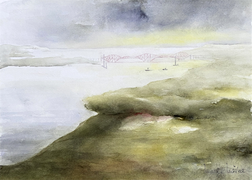 Firth_of_Forth_Edinburg_32X44